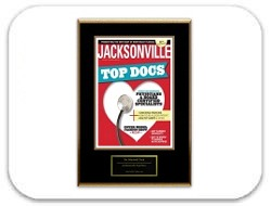 Mitchell Terk, MD - Jacksonville Magazine's Top Dcotors 2014 Award